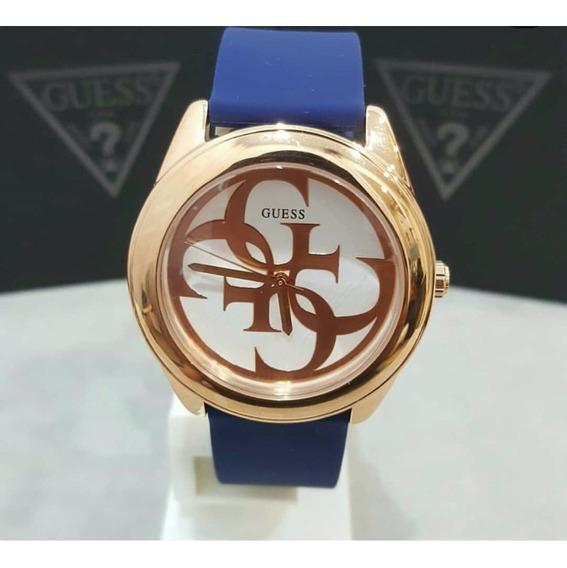 Relógio Guess Original - Pulseira Borracha