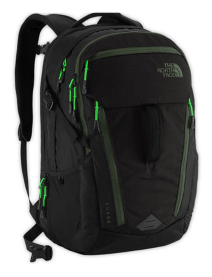 Mochila Backpack The North Face Surge Negro Laptop 15