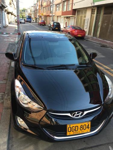 Hyundai Elantra 2013 1.6l