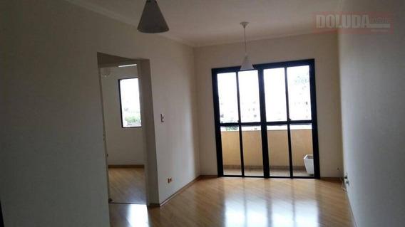Apartamento Com 2 Dormitórios À Venda Ou Locação, 53 M² - Vila Das Belezas. - Ap1133