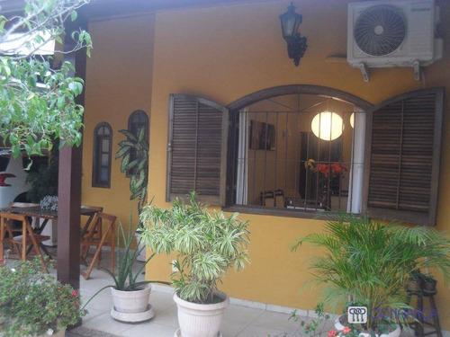 Imagem 1 de 30 de Casa Com 2 Dormitórios À Venda, 95 M² Por R$ 390.000,00 - Campo Grande - Rio De Janeiro/rj - Ca1115