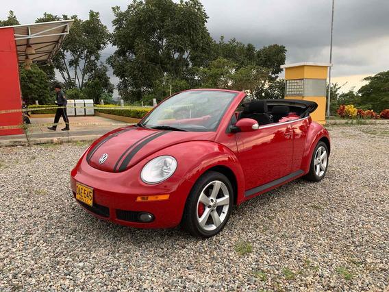 Volkswagen New Beetle Cabrio Sport