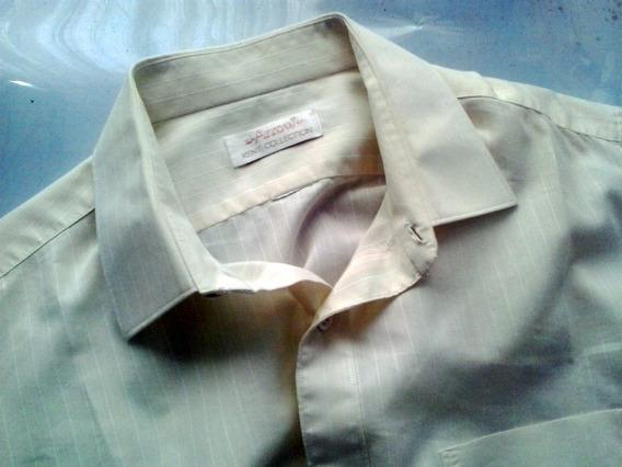 Camisa De Vestir Arrow Kent Collection Talla M