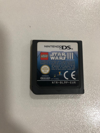 Lego Star Wars 3 - Nintendo Ds