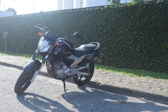 Yamaha Fazer 250 Blueflex Preta
