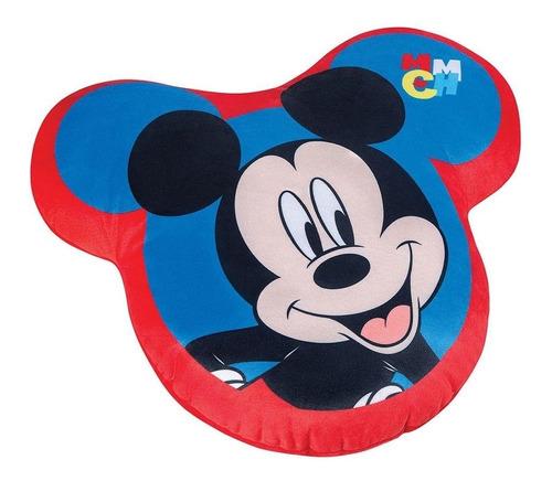 Imagem 1 de 2 de Almofada Infantil Transfer Mickey 35 Cm X 31 Cm