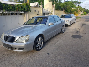 Mercedes-benz Clase S S 500