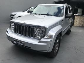 Jeep Cherokee Limited 2010 Prata Gasolina