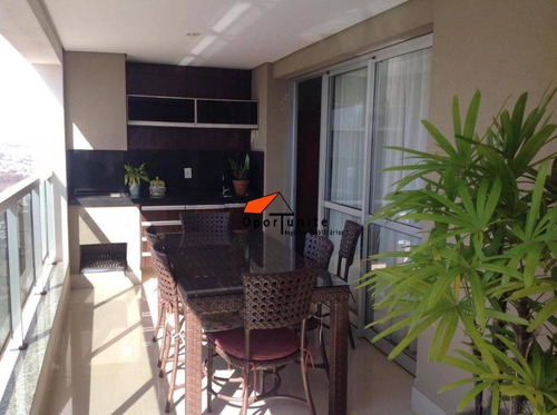 Apartamentoedif Promenade  3 Suítes 3 Vagas Paralelas À Venda Aceita Permuta Por Terreno Zona Sul Ribeirão Preto - Ap1479