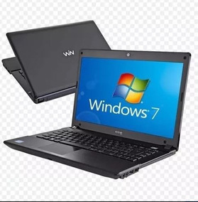 Notebook Win Tela 14 Led Core I5-2410m 4gb 500gb Wifi Hdmi