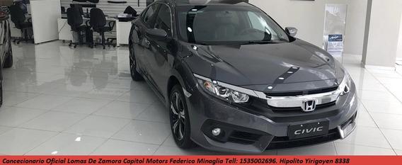 Honda Civic Ex-l. 1 Sola Unidad