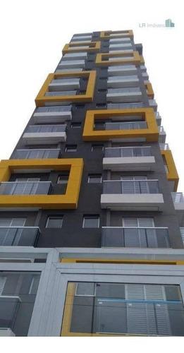 Studio Com 1 Dormitório À Venda, 39 M² Por R$ 469.000,00 - Ipiranga - São Paulo/sp - St0837