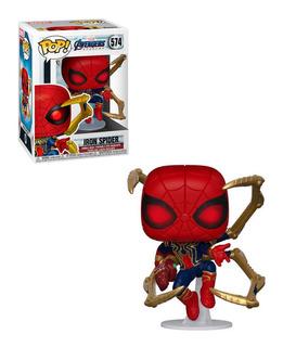 Iron Spider Nano Gauntlet 574 Funko Pop Endgame Toylover