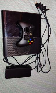 Xbox 360 + Play 2 + Volante Para La Play 2
