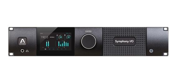 Apogee Symphony I/o Mkii Pro Tools Hd 2x6 Mkii