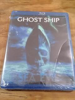 Ghost Ship ( Bluray Nuevo Importado ) Barco Fantasma