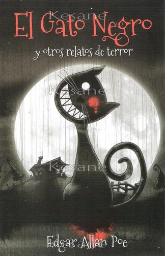 Libro El Gato Negro Y Otros Relatos D Terror Edgar Allan