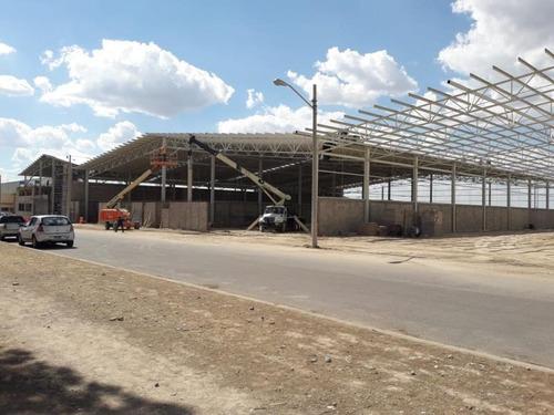 Imagen 1 de 9 de Bodega Industrial En Renta Parque Industrial Del Valle De Aguascalientes, Piva