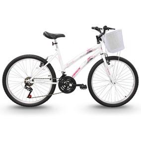 Bicicleta Track Parati Juvenil Aro 24