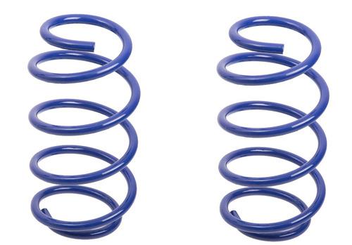 Kit 2 Espirales Progresivos Delanteros Ag Saveiro Trend G5