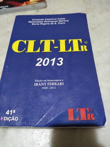 Clt-ltr 2013 Costa/martins E Claro