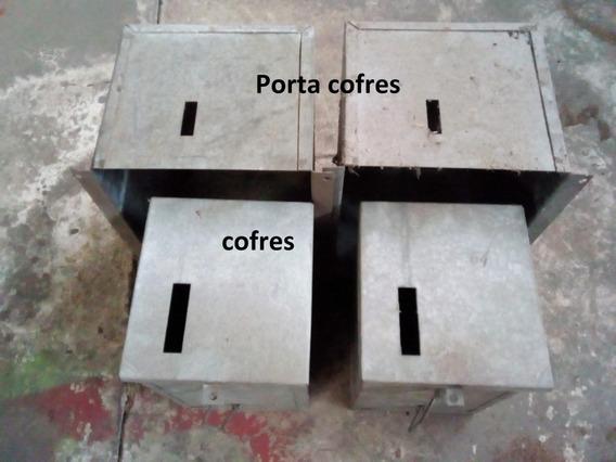 Cofre Com Porta-cofre Para Fliperama Original
