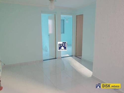 Apartamento Com 2 Dormitórios À Venda, 47 M² Por R$ 200.000,00 - Santa Terezinha - São Bernardo Do Campo/sp - Ap0065