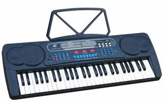 Piano Organeta Teclado Electrónico Mk4500 54 Key Con Usb