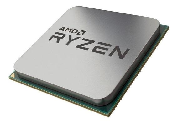 Processador gamer AMD Ryzen 5 2600X YD260XBCM6IAF de 6 núcleos e 4.2GHz de frequência