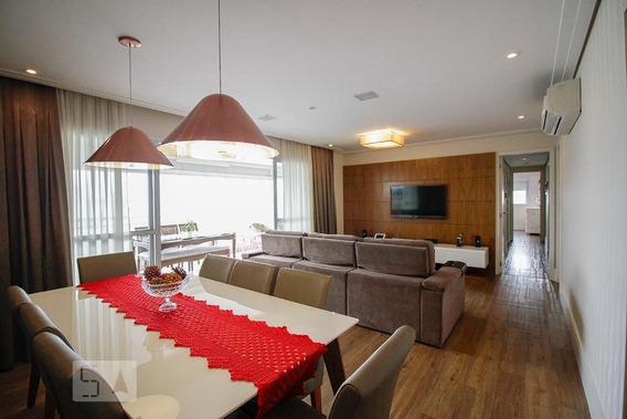 Apartamento No 18º Andar Com 4 Dormitórios E 3 Garagens - Id: 892983722 - 283722