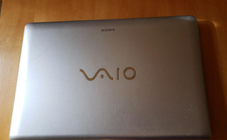Notebook Sony Vaio Pcg-61611u / Vpcee43el Color Gris