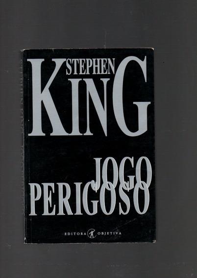Livro Jogo Perigoso - Stephen King / 1992