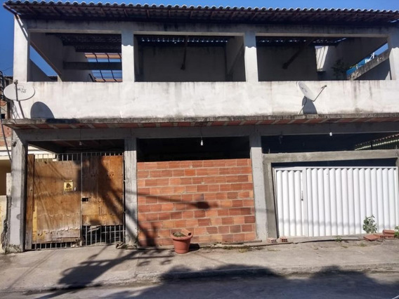 Casa Em Rocha, São Gonçalo/rj De 76m² 3 Quartos À Venda Por R$ 440.000,00 - Ca249595