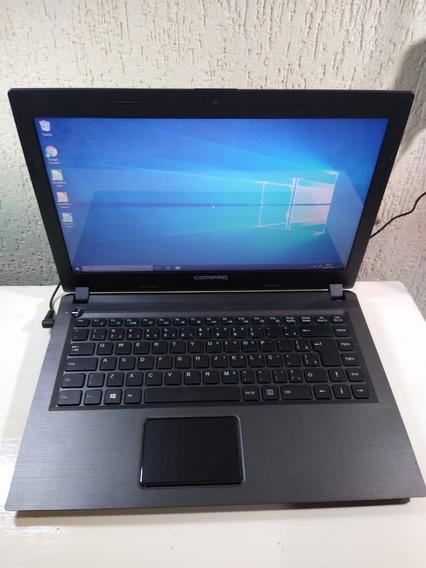 Notebook Compaq Presario Cq23 4gb Hd 500gb Win 10