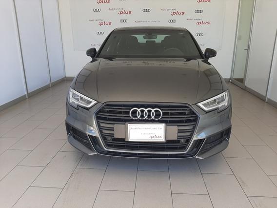 Audi A3 Sedan Sline 2.0 T 2020 Se Factura Como Nuevo *2579