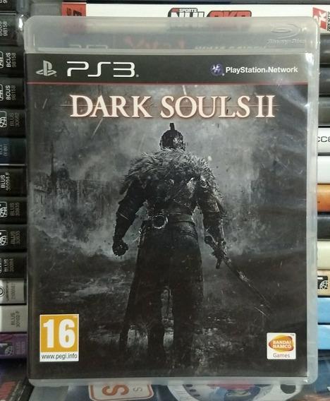 Dark Souls 2 Ps3 Mídia Física Original