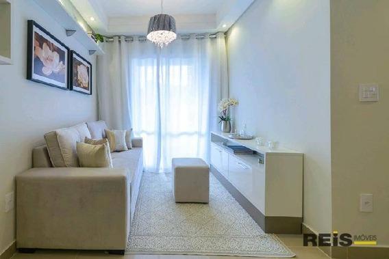 Apartamento Residencial À Venda, Jardim Europa, Sorocaba - . - Ap0327