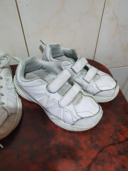 Zapatillas New Balance Num 32 Y 32 1/2
