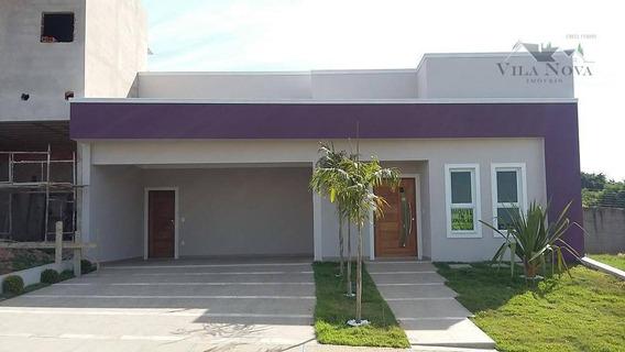 Casa Com 3 Dormitórios À Venda, 195 M² Por R$ 850.000,00 - Jardim Esplanada - Indaiatuba/sp - Ca0434