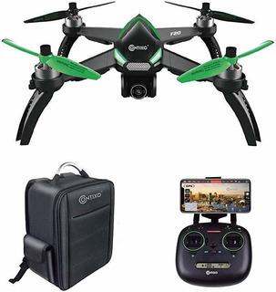 Contixo F20 Rc Gps Quadcopter Fotografía Drone | 5 Ghz Wi-fi