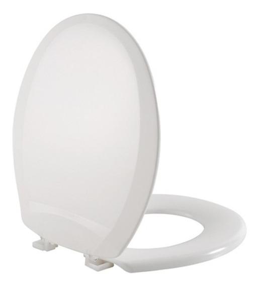 Assento Sanitário Oval Em Polipropileno Talento Branco