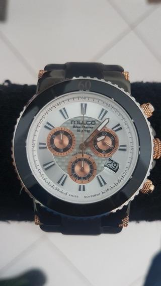 Relógio Mulco Edição Limitada Blumarin