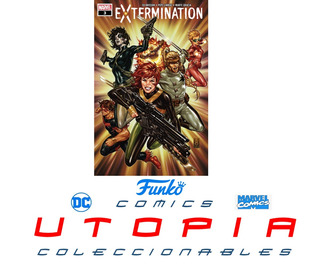 X-men Extermination Comic Número 3 (serie Actual En Ingles)
