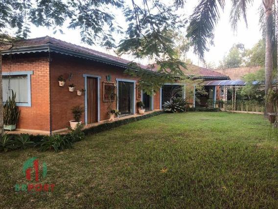 Casa Com 2 Dormitórios À Venda, 180 M² Por R$ 440.000 - Paysage Vert - Vargem Grande Paulista/sp - Ca0357