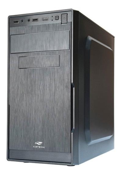 Cpu Gabinete Completo C/ Hd 1tb Memoria 4gb Ddr3 Processador Quadcore