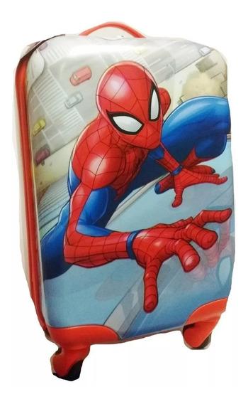 Mochila / Maleta / Valija Spiderman Marvel / Hombre Araña