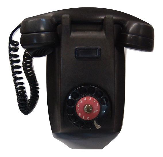 Telefone De Parede Gondola Antigo Ericsson Americano
