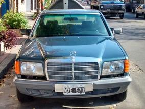 Mercedes Benz 280se Sedan 4 Puertas