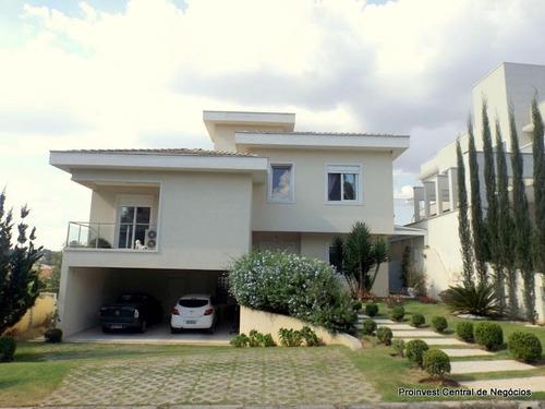 Imagem 1 de 30 de Casa Com 5 Dormitórios À Venda, 420 M² Por R$ 2.200.000,00 - Granja Viana - Jandira/sp - Ca13142