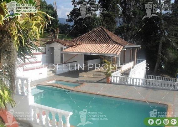 Apartamentos Y Casas Vacacional En Medellín Cód: 4522